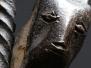 Songye: Iron Hatchets.