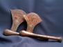 Songye: Copper Blade Hatchet.