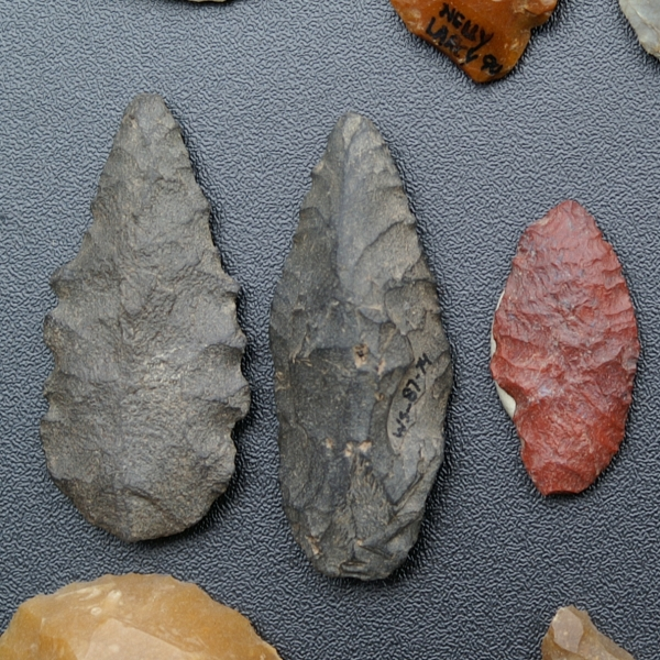 Neolithic Arrowheads And Beautiful New Stone Age Artifacts